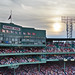Sun Setting at Fenway (HDR)