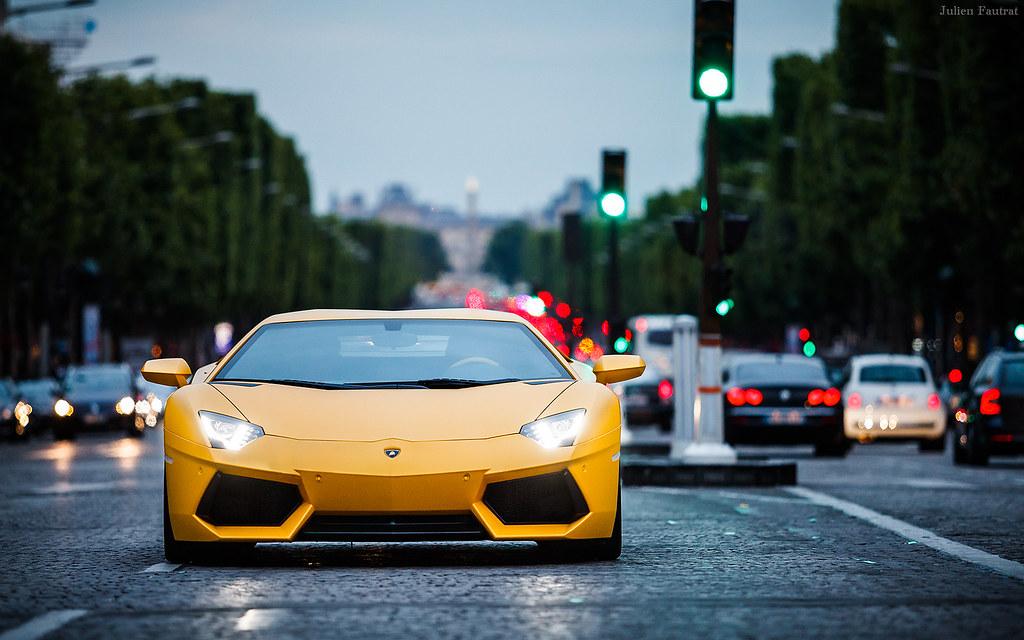 Lamborghini Aventador Website Www Julien Fautrat Fr Face Flickr