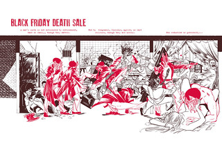 Black Friday Death Sale page 1 | by Steiner from mars