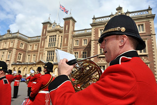Army Musician Graduation at RMSM Kneller Hall | by Defence Images