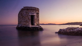 Sunset Cap D'antibes France | by Achin Grover