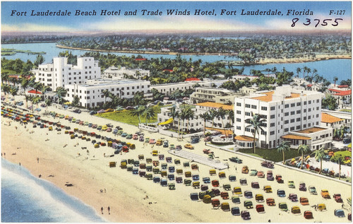 Hotels Fort Lauderdale Cruise Port Area