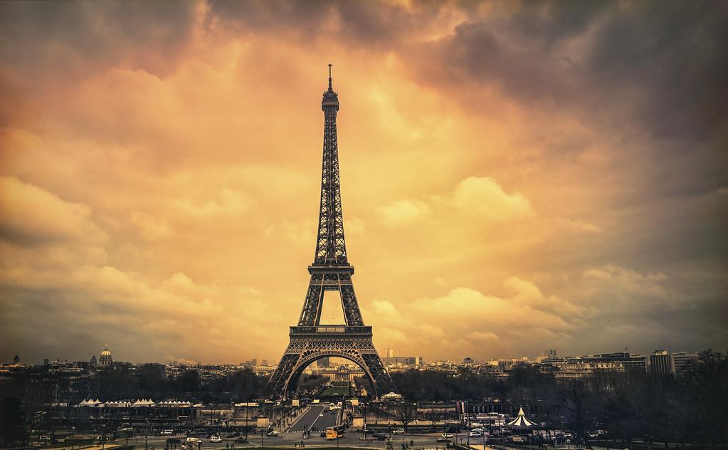 Paris Tour Eiffel Photo Paris Luc Mercelis Flickr