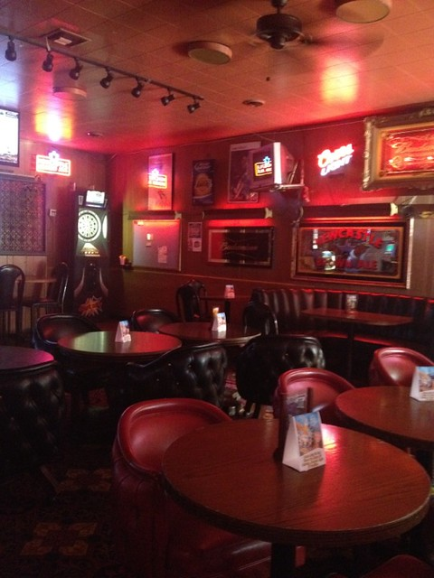 Slumming it in the best Dive bar in the Valley