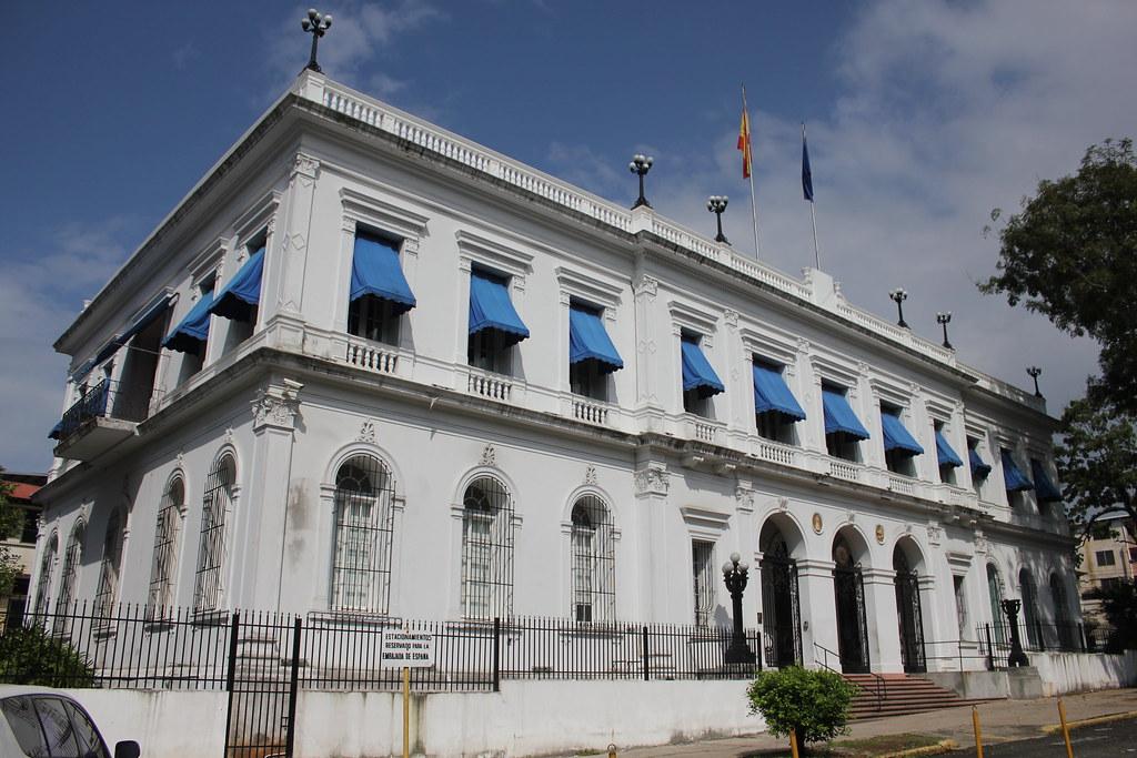 Embajada de espa a en panam m nica mora flickr - Embaja de espana ...