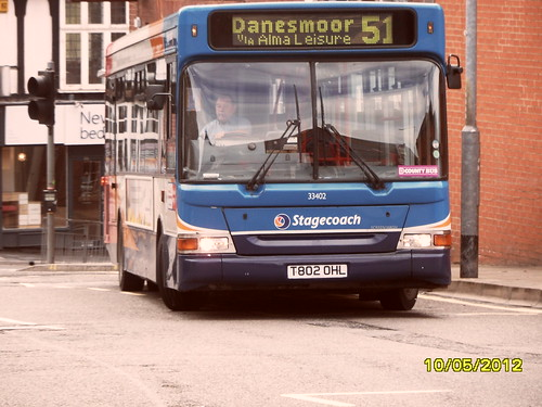 Stagecoach Derbyshire | by Judy and Floss