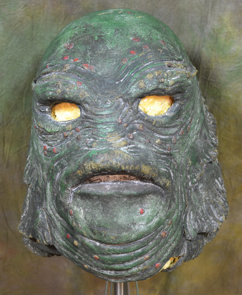 Don Post Creature From The Black Lagoon Mask 1 | toyranch | Flickr