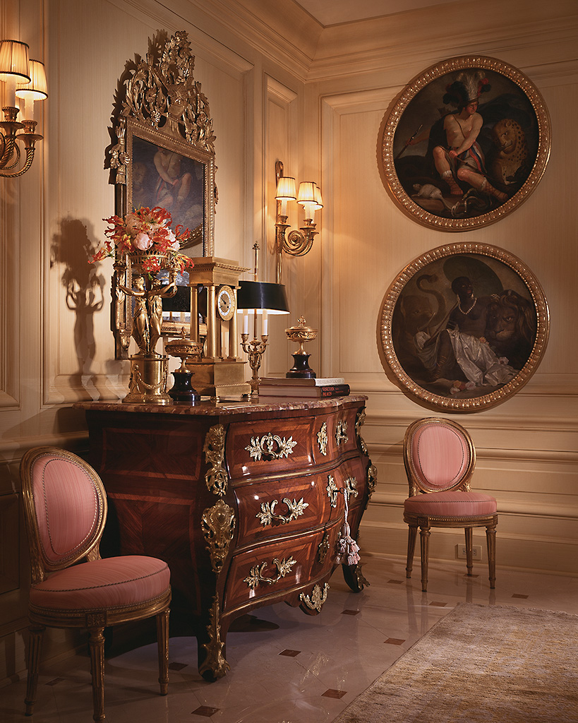 William R Eubanks Interior Design Delightful Liaisons