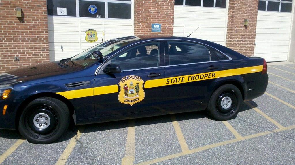Delaware state police delaware state police chevrolet capr flickr