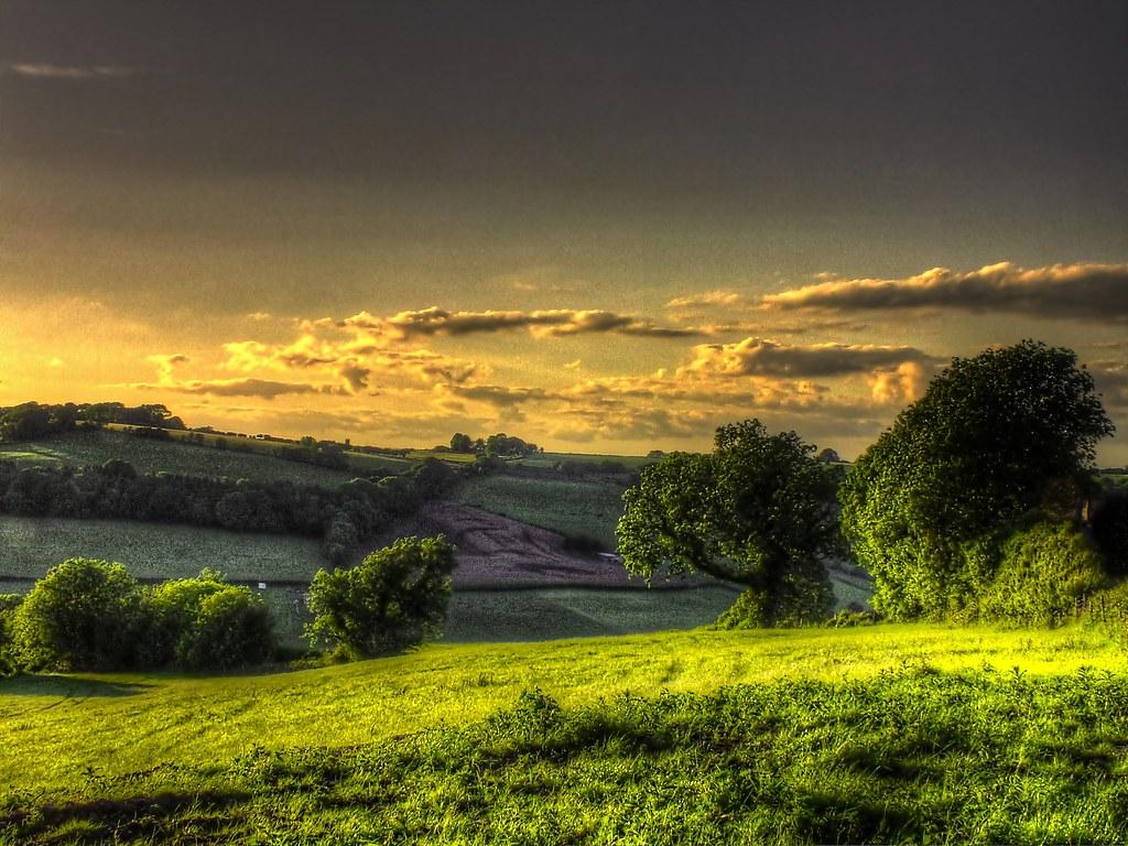 Gloucestershire landscape   Eric G   Flickr