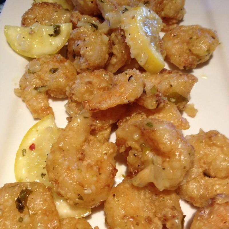 Shrimp scampi fritta olive garden yummy via foodspotti flickr for Olive garden shrimp scampi fritta