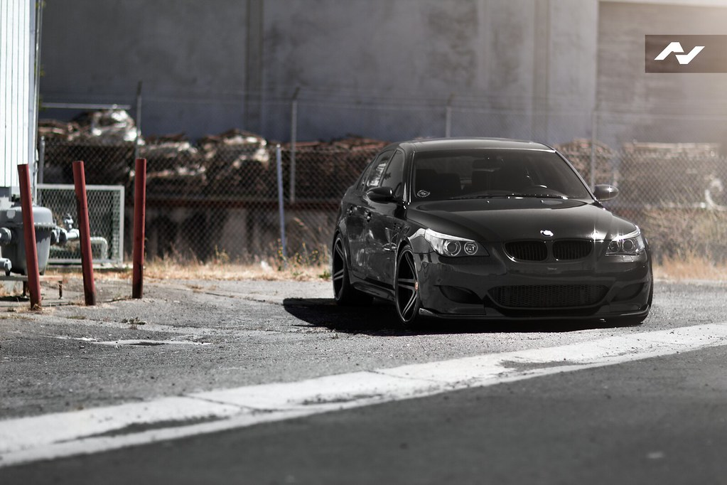 Top 20 R Wallpaper Love: BMW E60 M5 On DPE Wheels SP-SC5's