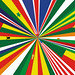Forget everything you think you know about African art... We Face Forward Flag