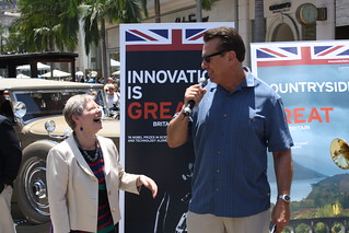 Los Angeles Takes GREAT Campaign to Rodeo Drive in Beverly Hills with Auto Show | by UKinUSA
