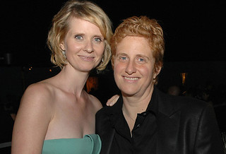 Cynthia Nixon Weds Christine Marinoni | by Freedom To Marry