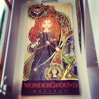 Merida! | by Kirsten Marie Hutton
