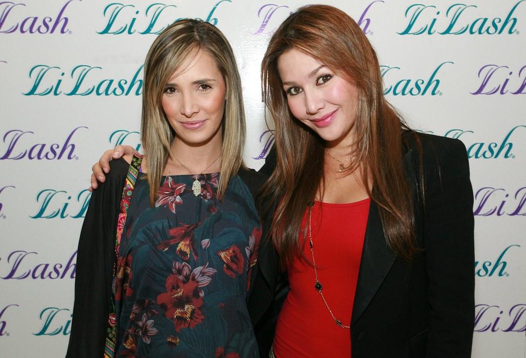 Lina y María Kolumbien