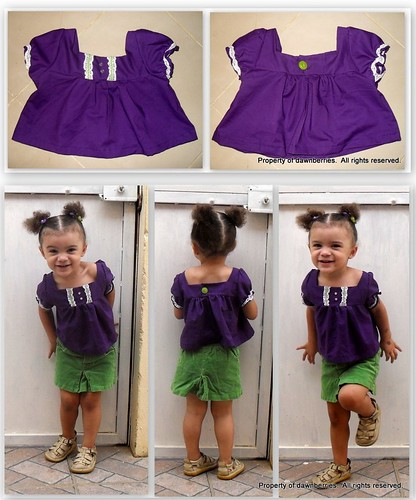Purple Cucito top | by kiamesmommy