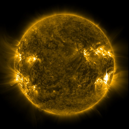 Massive X-Class Flare Released on June 6 [full disk] | by NASA Goddard Photo and Video