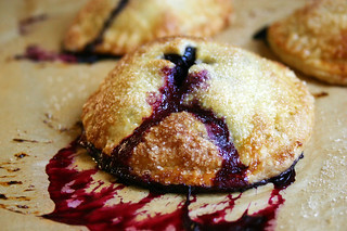 Blueberry Hand Pies | by Beth Kirby | {local milk}