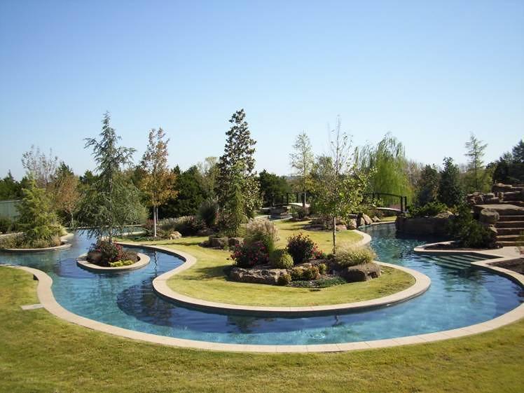 Prestige Pools And Spas Ok Lazy River This Custom