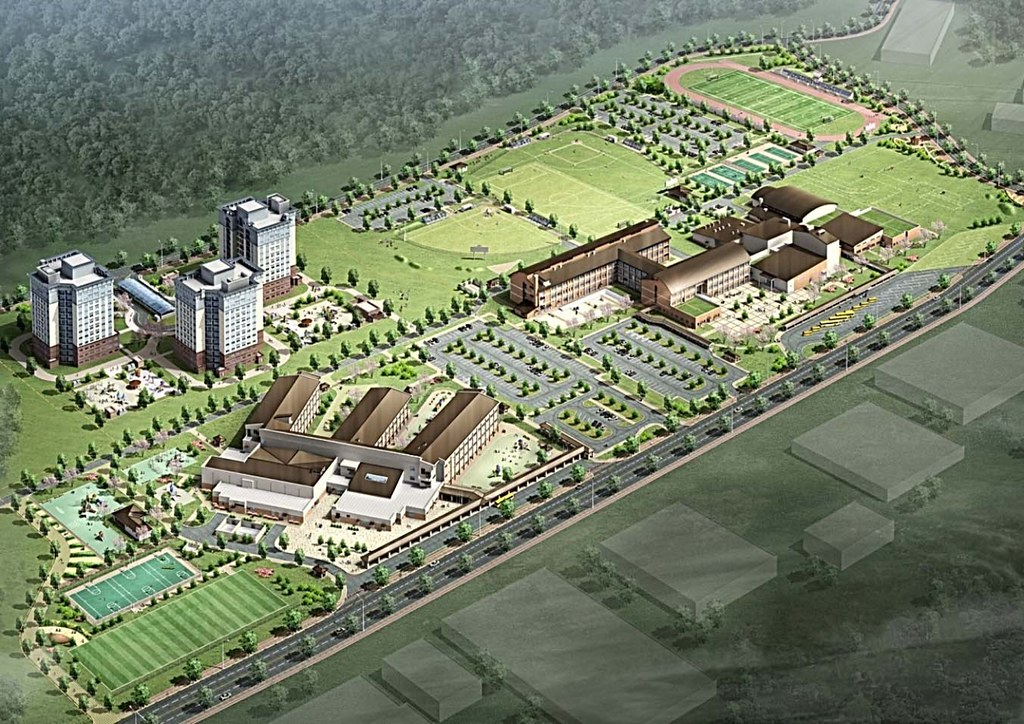Camp Humphreys expansion project nearing completion - News ... |Camp Humphreys Housing