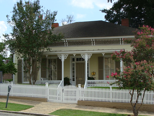 Smith-Joseph-Stratton House (Montgomery, Al.)---NRHP | by bamaboy1941