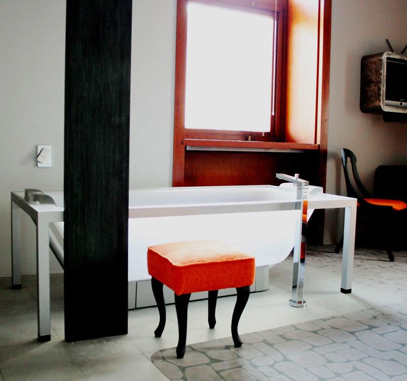 Interior design ideas orange boutique hotel in rome 12 16 for Design boutique hotels rome