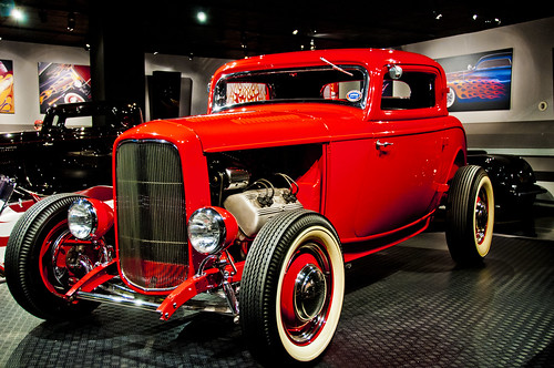 Petersen Automotive Museum | by Rocky Velasquez