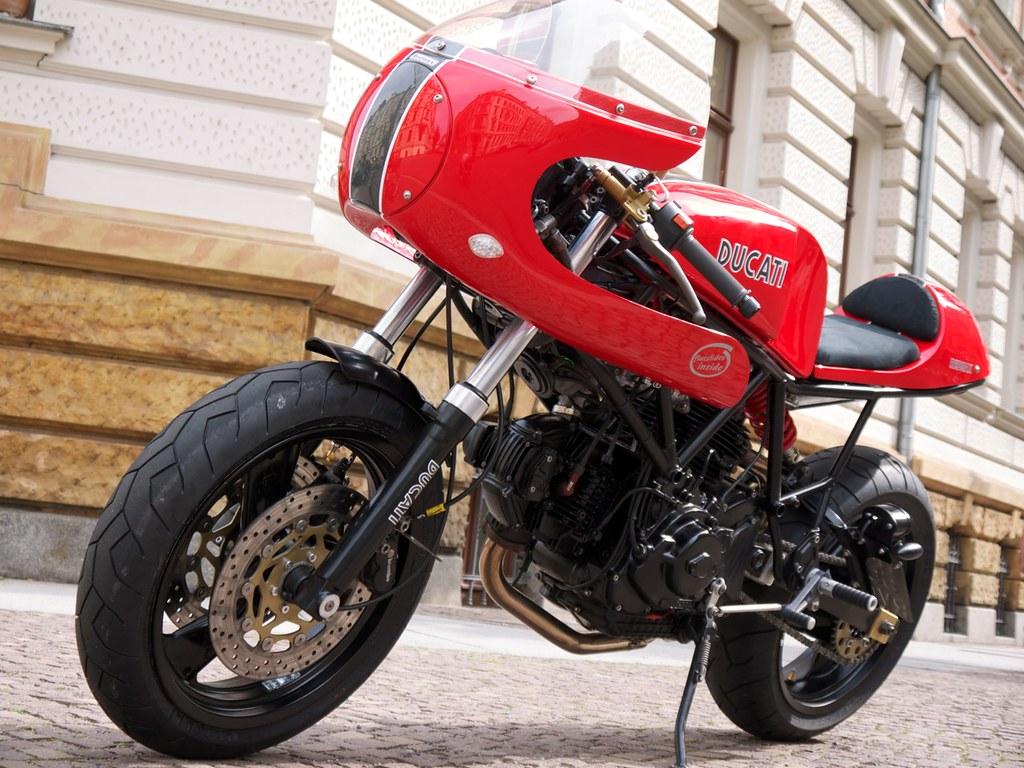 Ducati  Parts Fiche