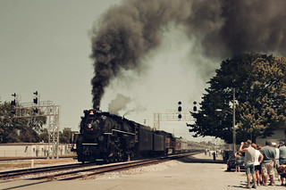 NKP #765 Leaving bellevue, Ohio | by dantcf