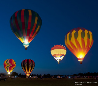 South County (Rhode Island) Hot Air Balloon Festival :: 1 | by rizzolo