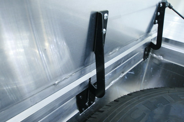 Intech Trailers Hidden Hinge System Flickr Photo Sharing