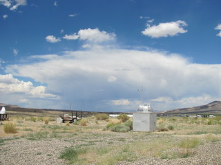 Thunderstorm looking West from Elko | by Jeremy-R-Michael