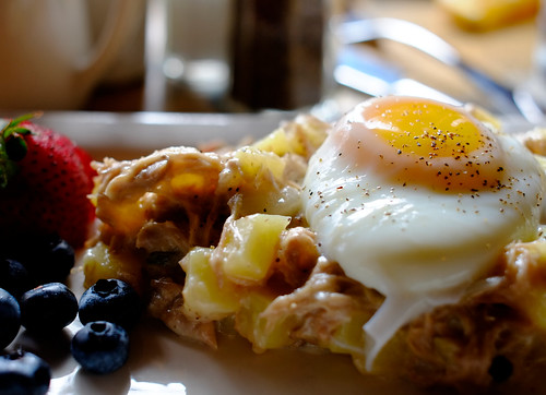 Duck Confit Hash | by Liquid Stereo