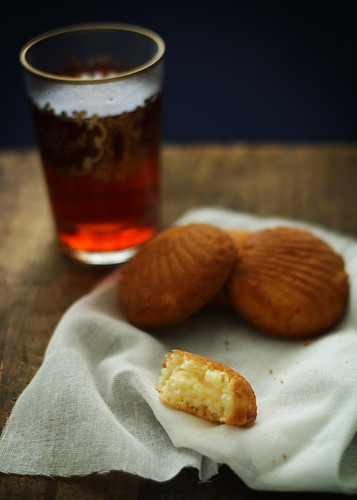 Gluten Free Custard Filled Madeleines | by The Gluten Free Scallywag
