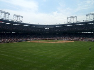 Wrigley Field is a lovely stadium | by Dunstan