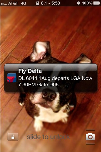 Delta FAIL: 550pm is NOT 730. | by Todd Kravos