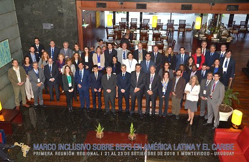 irst regional meeting of the Inclusive Framework on BEPS for Latin America and the Caribbean