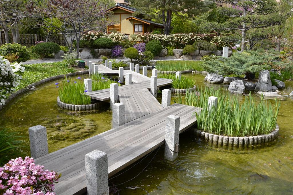 Le jardin japonais de monaco alexandre pr vot flickr for Les compagnons des jardins