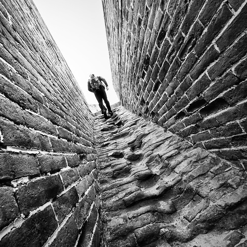 He Great Wall | by WhiteKroko
