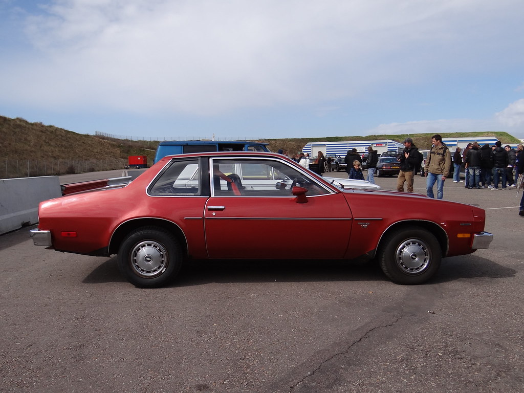 All Chevy 1977 chevrolet monza : 1977 Chevrolet Monza Towne Coupe | 22 April 2012, Zandvoort,… | Flickr