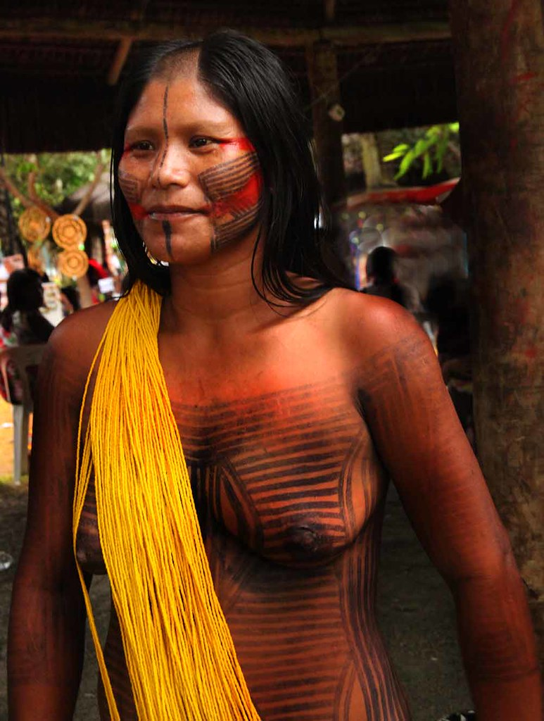 Brazil women indians roughly tribes although indian