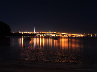 auckland over the harbour | by hoodoo youdo