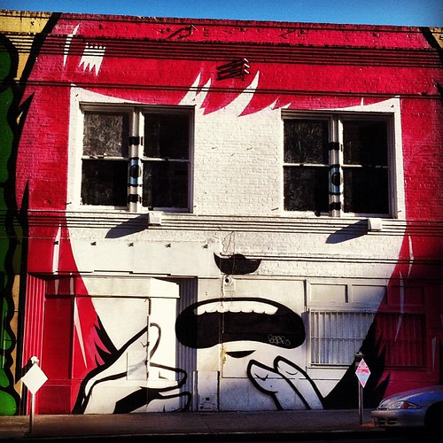 #sanfrancisco #sf #california #graffiti #streetart #urban | by roxxyna