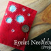 Eyelet Needlebook project