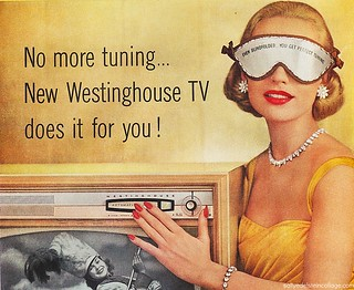 Westinghouse Television 1957 | by Retroarama