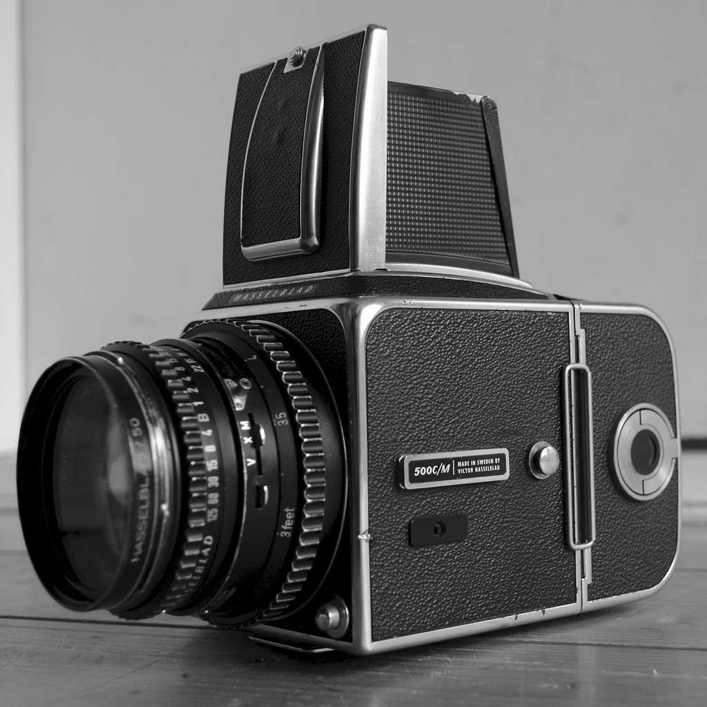 Hasselblad 500cm  (21/52) | Monday 21st May 2012 and the Has… | Flickr
