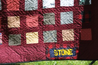 Custom Quilt Made From Clothing! | by Mamaka Mills Quilts