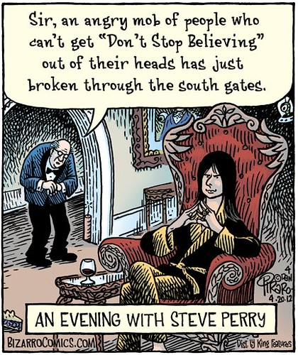 an evening with Steve Perry | by flyingg